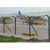 PVC Coated Welded Wire Mesh Fence Panels For Security And Gardening Manufactures