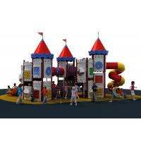 2016 International Standard Children Outdoor Playground For Park Manufactures