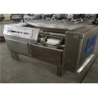 Pre Pressure Meat Dicer Machine Electric Power Smooth Surface For Restaurants Manufactures