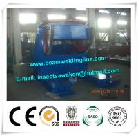 Rotary Tilting Automatic Pipe Weld Positioner / Welding Welding Turntable Manufactures