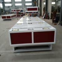 PVC Tube / Pipe Belling Expanding Machine For PVC Pipe Extrusion Line Manufactures