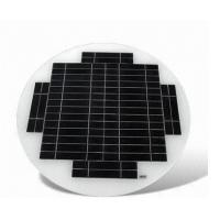Outside Glass Solar Mini Panel 3.6V Batteries Withstands Snow Load Without Frame Manufactures