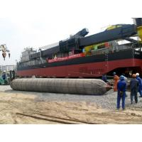 Wreck Salvage Boat Lift Air Bags , Boat Recovery Airbags Anti Wear Featuring Manufactures