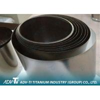 Gr1 / Gr2 / Gr5 / Gr9 / Gr12 Titanium Foil Sheet ASTM F136 For Medical Manufactures