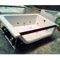 Hydrotherapy Bath Jacuzzi Whirlpool Bath Tub White With FREE Remote Control Manufactures