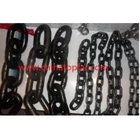 Steel chain,fishing chain,round link chain, mining chain, elevator chain and