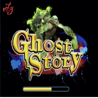 China Ghost Story Arcade Game Board Fishing Table Software on sale