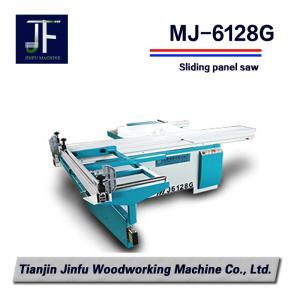 China JINFU MJ-6128GT Sliding Table Panel Saw ( 90 degree) manufacturer on sale