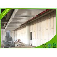 Warm Preservation EPS Polystyrene Cement Sandwich Wall Panel Sound Insulated Manufactures