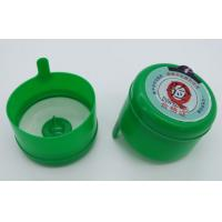 Non Spill Water Bottle Caps One Time Use Lids For 5 gallon Water Bottles Manufactures