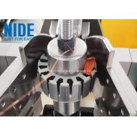 External Armature Rotor Coil Winding Machine Brushless Motor With Double Stations Manufactures