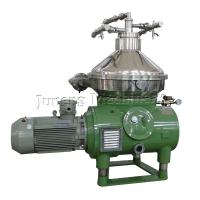 China Factory use virgin coconut oil centrifuge machine continuous operate disc oil separator on sale