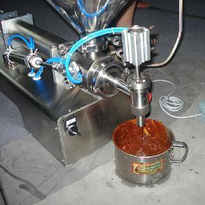 Multifunctional Paste Filling Machine (YSGG) Manufactures