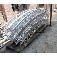 Heavy Duty Aluminum Roof Truss System WIth PVC Material Roof Tent , Aluminum Roof Truss Manufactures