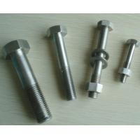 hastelloy alloy bolt nut washer Manufactures