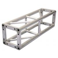 Durable Aluminum Box Truss  For Event , Silver Square Trade Show Display Truss Manufactures