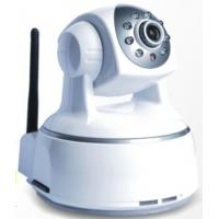 802.11 Wireless Wireless IP Cameras with SD Card and High Resolution 1/4 Imaging Sensor Manufactures