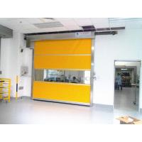 China Anti -  Wear Nylon Molded Inner Frame Rolling Garage Door Industrial on sale