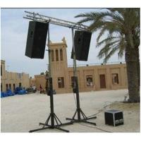 Theatrical Light Truss Stands / Concert Truss System For Party Truss Manufactures
