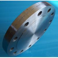 ASTM A350 LF2 F316L F321 SUS304 Steel Pipe Flange CLASS 2500 , Forged Blind Flange Bushings Steel Manufactures