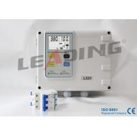 Small Size Simplex Pump Controller 380V-415V Working Voltage , Plastic Panel Material Manufactures