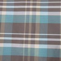 China 100% polyester yarn dyed sleeve lining, various patterns are available on sale