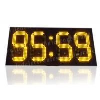 Indoor Countdown Timer Large Display , Digital Wall Clock With Countdown Timer Manufactures