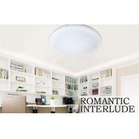 6W / 12W / 22W Classic Pteris Indoor Acrylic LED Ceiling Lights For Homes / Hotel & Restaurant Manufactures