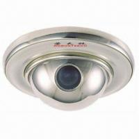 Color Camera, 1/3-inch Sony CCD, Metal Casing, UFO Style Popular to be Used in Elevator Manufactures