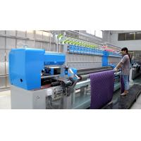 China Heavy Duty Industrial Embroidery Machines , Digital Sewing Machine For Car Cushions on sale