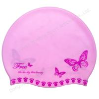 custom design silicone swim caps Manufactures