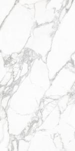 China Elegant Living Room Floor Tile White Rustic Wall Tiles Marble Tiles White  For Wall Glazed Marble Tile1600*3200mm on sale