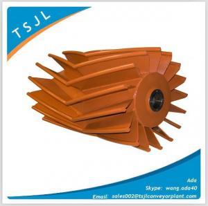 Belt conveyor pulley/pulleys/conveyor wing pulley Manufactures