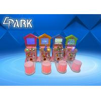 Small House Series Kids Redemption Capsule Toy Game Machine Coin Operated Manufactures
