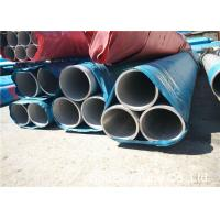 UNS S32750 Super Duplex Stainless Steel Pipe Seamless Round Tube ASTM A789 Descaled Manufactures