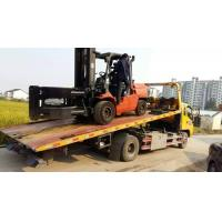 Japan original TOYOTA used 5ton forklift for sale ,lifting height 5m Manufactures
