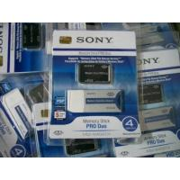 Sony Psp Memory Stick Ms Pro Duo Produo 1GB, 2GB, 4GB, 8GB Manufactures