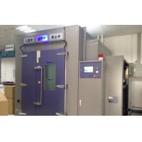 Mini 9 Cubic Interior Walk-in Chamber with RS-232 / RS-485 , Stainless Steel Manufactures