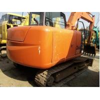 China Used Mini Excavator HITACHI ZX70 Digger With Blade on sale