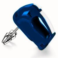 Dark Blue Whisk Top Rated Hand Mixer Egg Beater For Baking Cake And Bread Manufactures