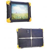 Touch Screen Rugged Android Tablet 3G with Long Distance RFID Reader Manufactures