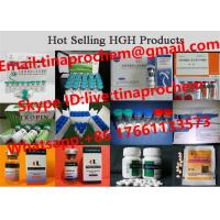 Hgh Human Growth Hormone hygetropin 99.9% white powder high quality Manufactures