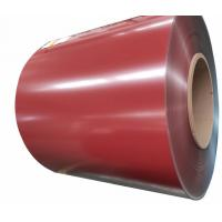 10mm - 2550mm Width Color Coated Aluminium Coil With PVDF FEVE Coating Manufactures