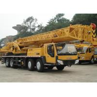 China Durable 70ton Mobile Hydraulic Cranes QY70k-I Truck Crane For Port on sale