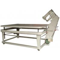 Automatic Non Woven Fabric Machine / Fabric Slitting Machine For Accessories Material Processing Manufactures