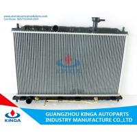 AT PA16 / 26 Aluminum Hyundai Radiator for Hyundai KIA RIO / RI05 ' 06 - 11 Manufactures
