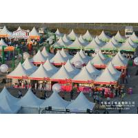 Colorful 6×6m Pagoda Tent used for outdoor event exhibition from Liri Tent Manufactures