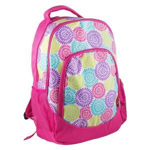 "Colorful Kids School Backpacks Cute Girl Backpacks 13"" L X 8""W X 17"" H Manufactures"