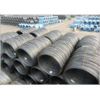 Phosphatizing 13 mm Steel Rod , High Strength ASTM JIS Steel Wire Products Manufactures