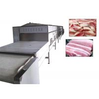 Belt Type Frozen Meat Microwave Thawing Machine Manufactures